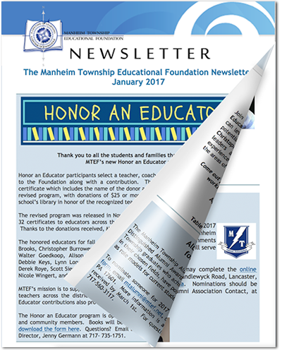 MTEF Newsletter